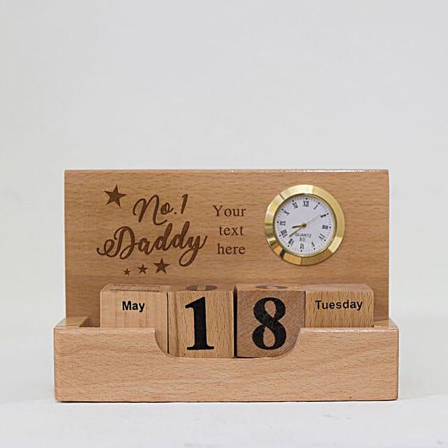 desktop calendar for dad online
