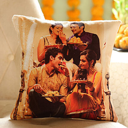 best printed cushion for diwali