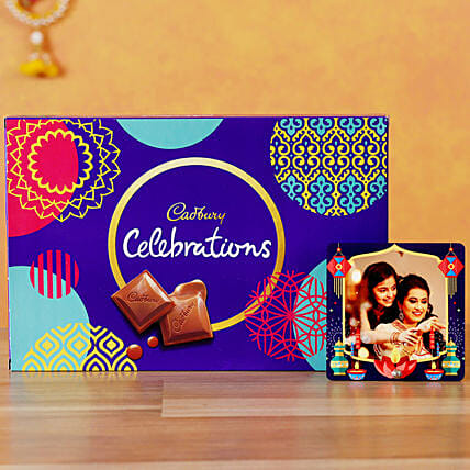Order Table Top with Cadbury Celebrations