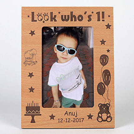 Online Personalised Photo Frame