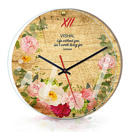 Beautiful Wall Clock Online