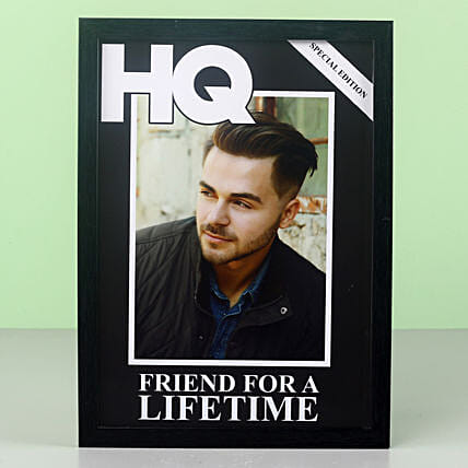 photo frame for male friend