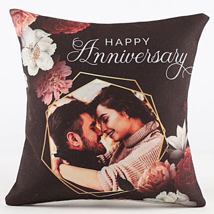 Anniversary Cushion for Couples:Cushions for anniversary