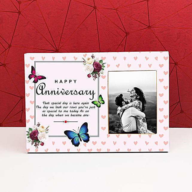 best anniversary photo frame online