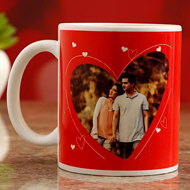 personalised mug for vday online