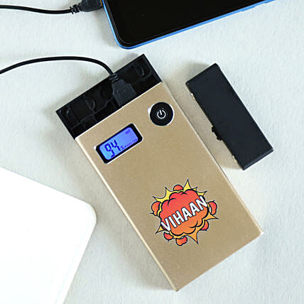 personalised power bank online