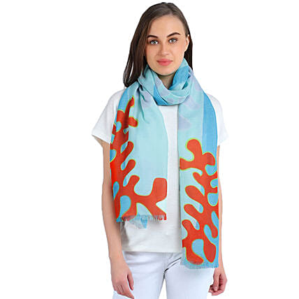 modal cashmere scarf for her online:Scarves And Stoles