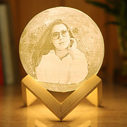 unique photo moon light lamp online