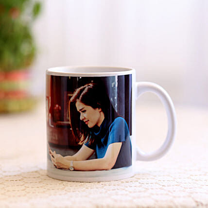 Online Personalised Mug For Her:Send Easter Gifts