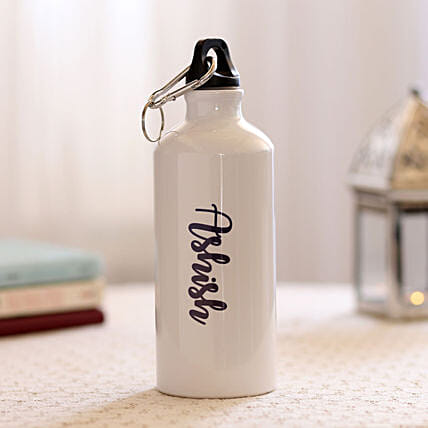 Customised Water Bottle with Name Online