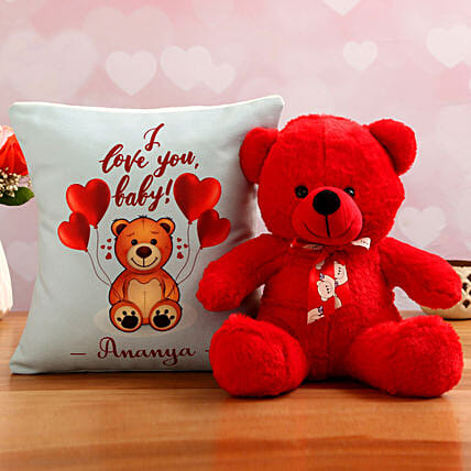 teddy day theme personalised goodies