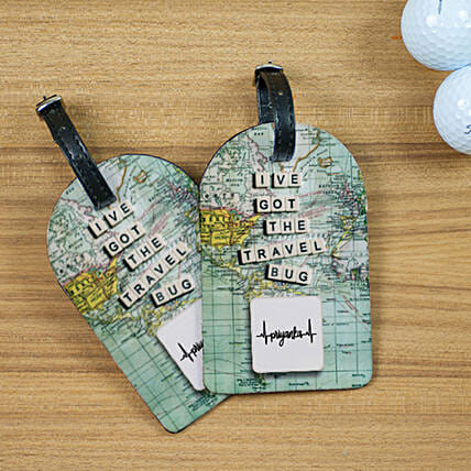 Personalised Names Luggage Tags:Personalised Accessories