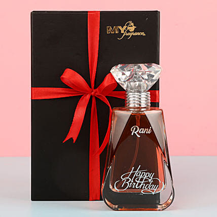 customised perfume bottle online
