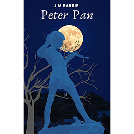 Peter Pan E Book with Digital Birthday Card