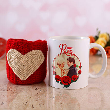 personalised mug with love cover online
