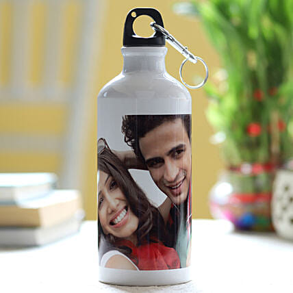 Online Picture Personalised Bottle