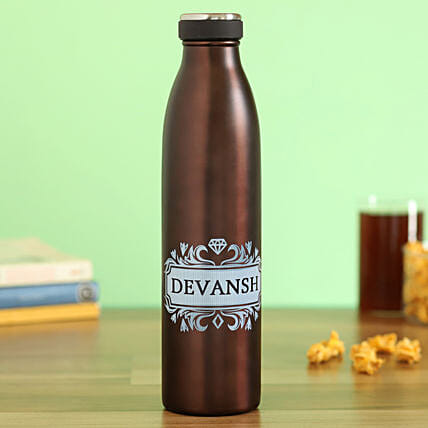 vacuum flask online:Personalised Gifts for Him