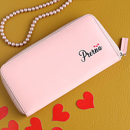Customised Cute Wallet for Girls:New Arrival Personalised Gifts