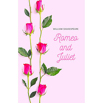 Romeo and Juliet E Book For Birthday:Personalised E Books