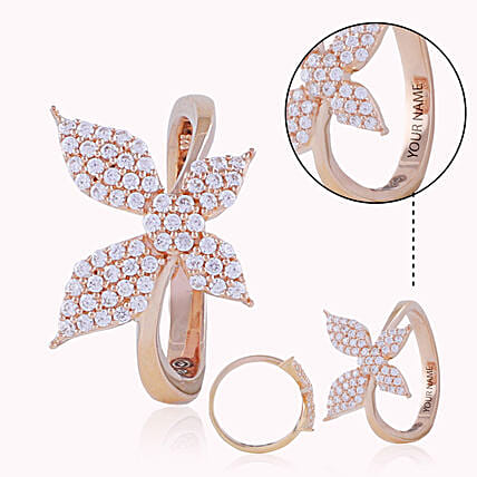 Butterfly Ring Online For Girlfriend