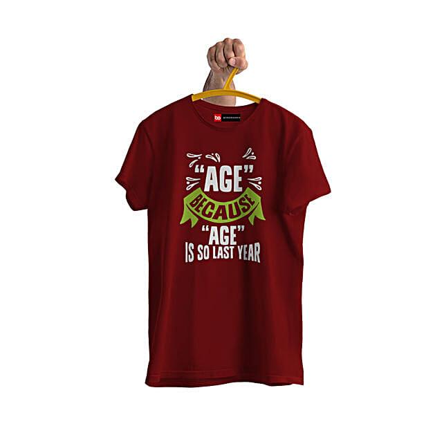 printed tshirt online