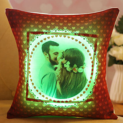 online vday theme led cushion