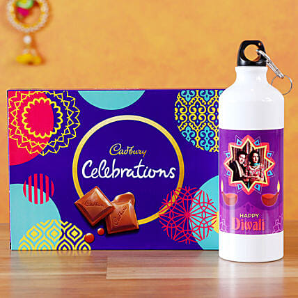 Buy Water Bottle with Chocolates