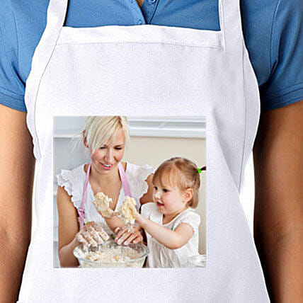 Personalized Apron For Mother-Mother Apron