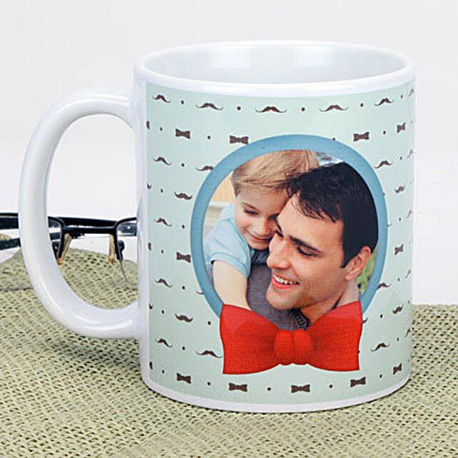 Personalized coffee mug:Personalized Fathers Day Mugs