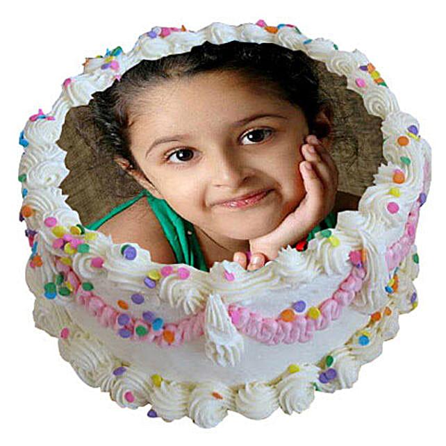 Personalized Cake Fantasy 1kg