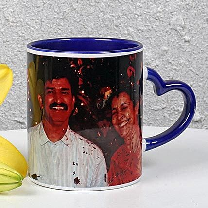 Coffee Mug With Photo