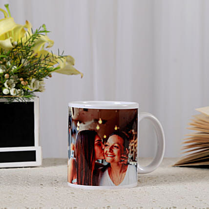 Mug For Her-Personalized Mug For Her:Diwali Mugs