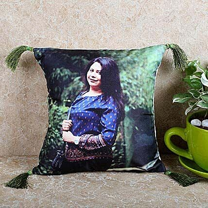 Customise Photo Cushion