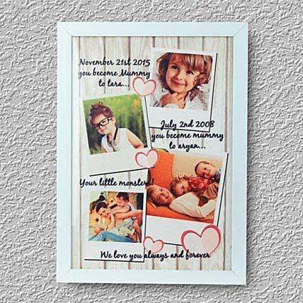 Personalized photo frame:Mothers Day Photo Frames