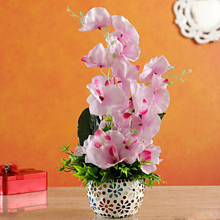 Classy Artificial Orchids Bunch