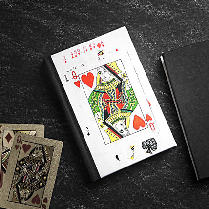 Playing Cards Diary