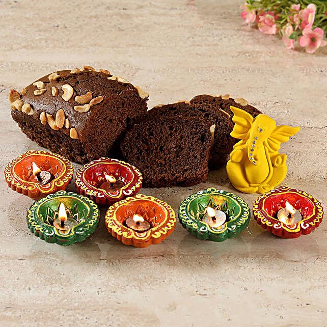Plum Dry Cake  Gift Combo