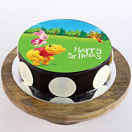 disney theme photo cake online