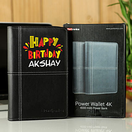 online power bank personalised