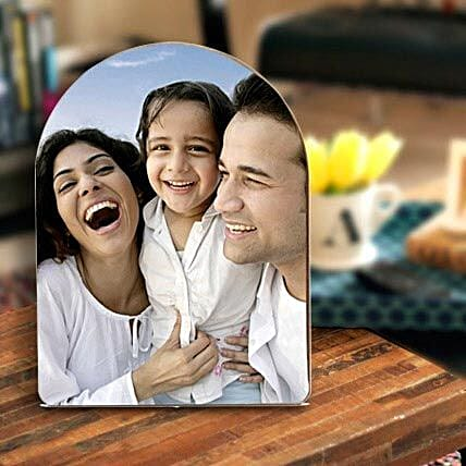 Precious Memory Personalize Plaque-photo frame 146x195 mm:Home Decor Anniversary Gifts