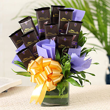 Bournville Chocolate Bouquet