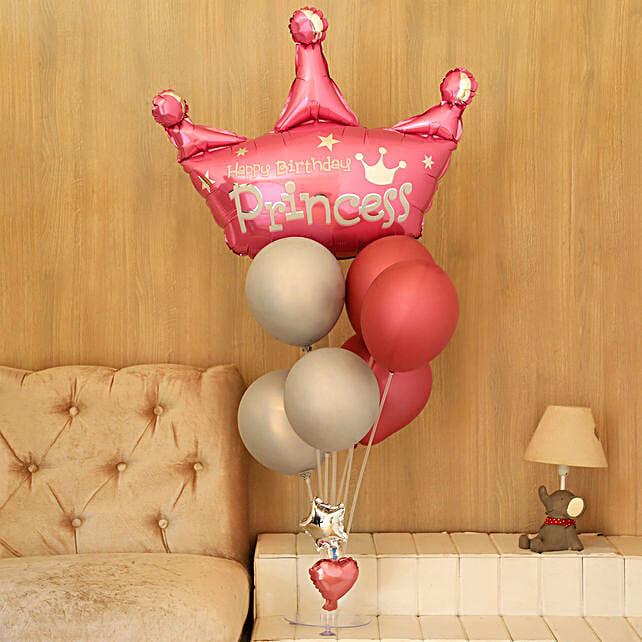Princess Balloons Online