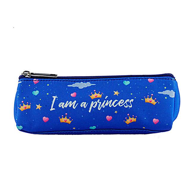 Online Princess Pencil Pouch