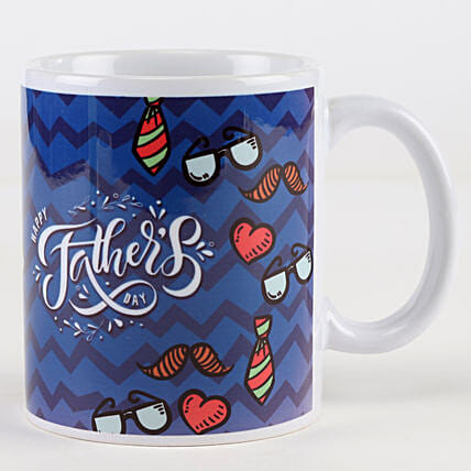 Father's Day Printed Mug Online