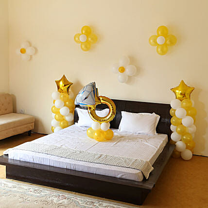 Best balloon decor service online:Decoration Services in Kolkata