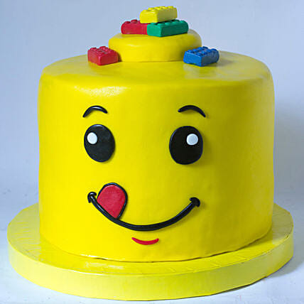 cartoon cake for kid