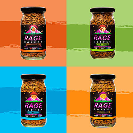 Rage Instant Coffee Hamper
