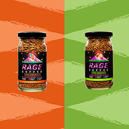 Rage Rich Aroma Instant Coffee Combo