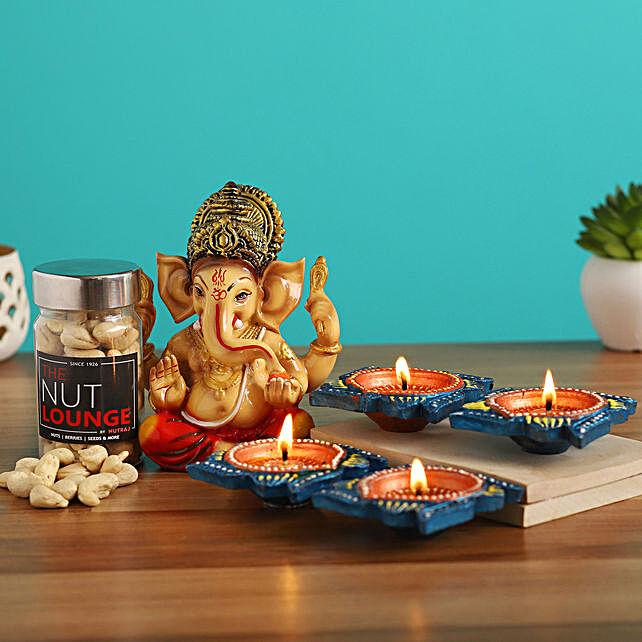 light diya combo for diwali