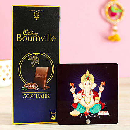 Raja Ganesha Table Top & Bournville